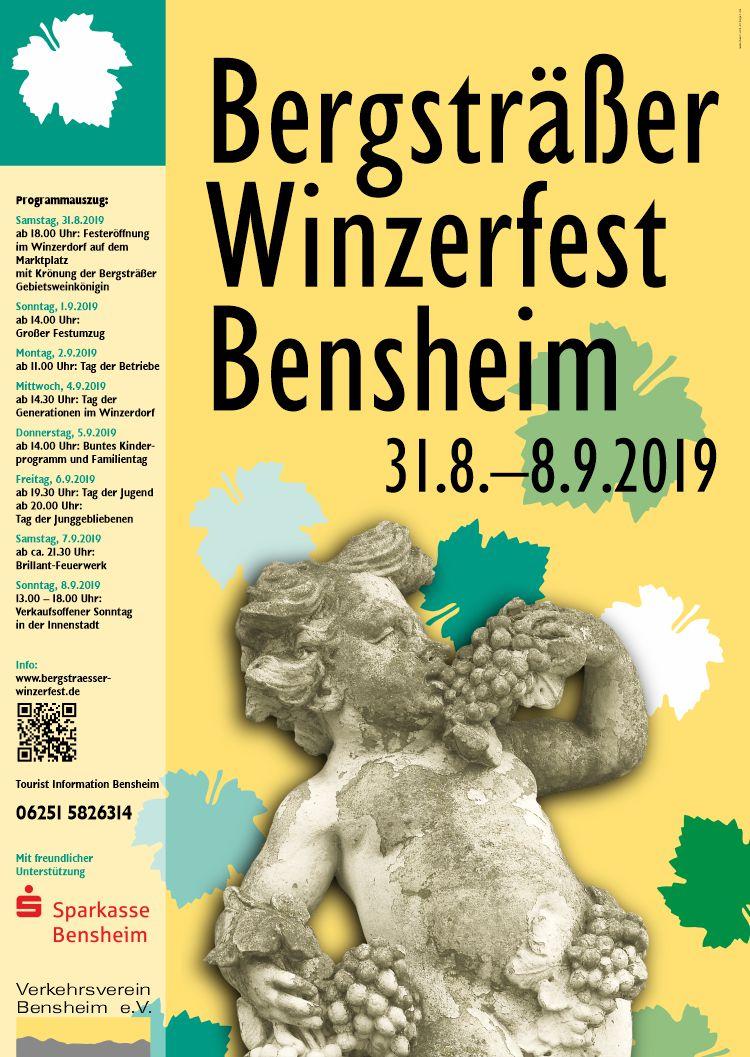 Winzerfest 2020 bensheim
